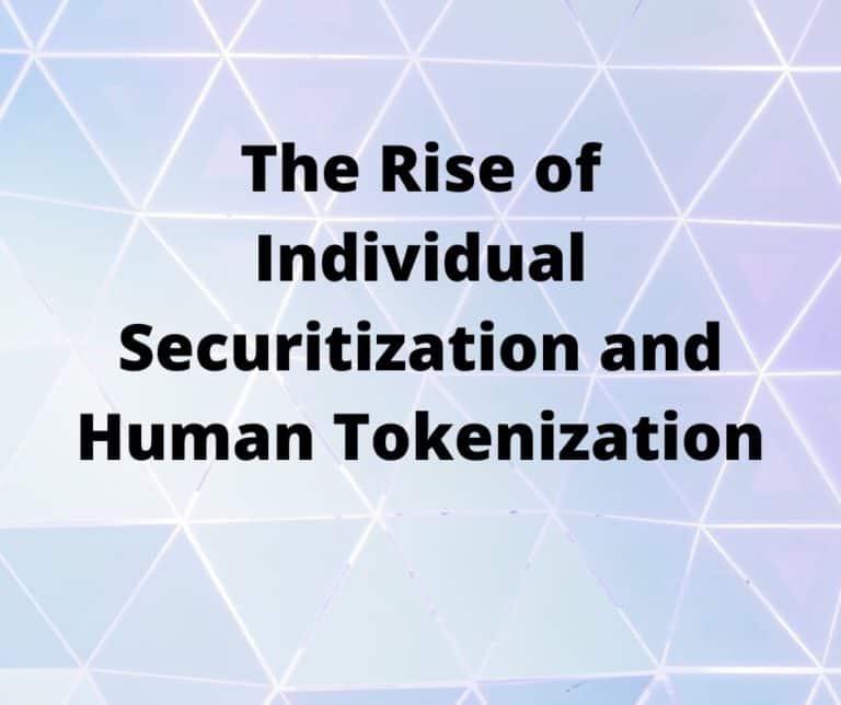 human tokenization image
