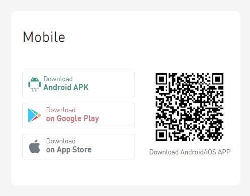 Gate.io Mobile Apps